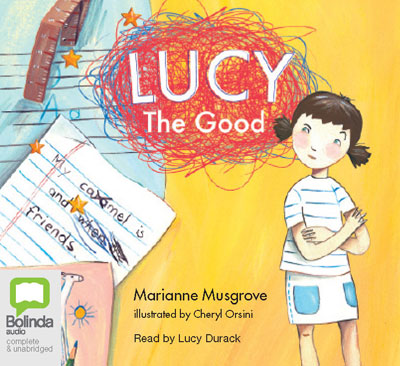 Lucy The Good Audio Edition