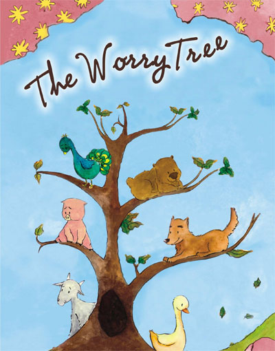The Worry Tree Indonesian Edition