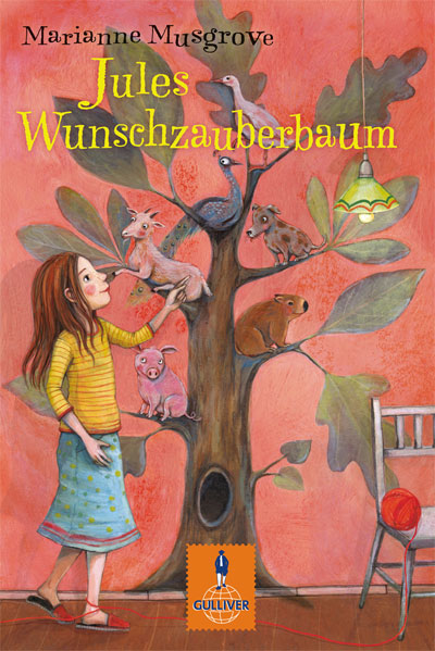 The Worry Tree German Edition